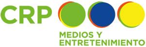Logotipo CRP MEDIOS Y ENTRETENIMIENTO